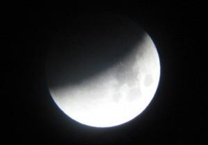 Gerhana Bulan Sebagian (GBS)